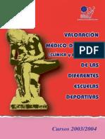 valoracionMedicodeportivaClinica