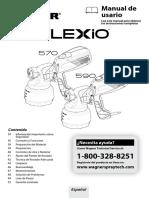 Manual FLEXIO 590