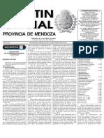 Decreto salarial de Cornejo para la Educación