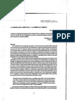 Binford (1981/ 2001) La arqueología conductual y la premisa de Pompeya