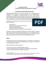 Guía Primeros Pasos Implementacion Istas 21
