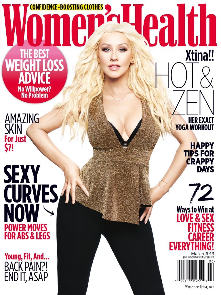 Women_s Health USA 2016-03 | Walnut | Cheese