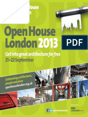 Open House Guide 2013 | Business | Personal Growth