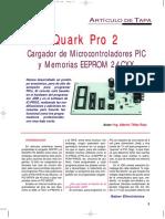 Cdd28880-Cargador de Microcontroladores PIC