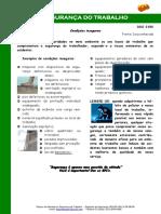 DDS 0186 Condições Inseguras