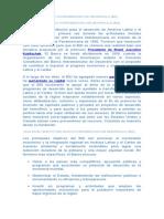 Banco Interamericano de Desarrollo Bid