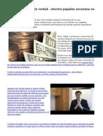 Presenta 101 caja de verdad - efectivo pagados encuestas en línea