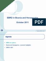 EBRD in Bosnia and Herzegovina II