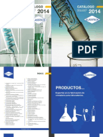 Catalogo Glasstech 2014