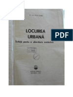 Locuire Urbana