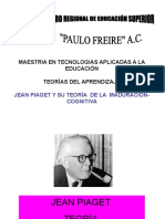 7 Teoria de La Maduracio Cognitiva Jean Piaget
