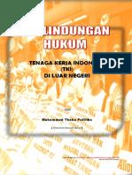 Perlindungan Hukum Tenaga Kerja Indonesia(TKI) Di Luar Negeri