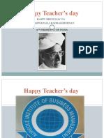 5th sep Happy Teacher's day 2009