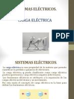 1.- Carga, Tensión y Corriente Eléctrica S.E.