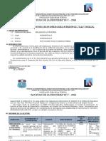 Informe Nº 001 Ugel Ejecutivo Anual (Gest. Pedag.) - 2013 Ookk