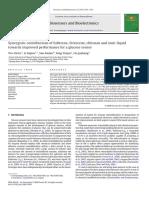 Biosensors and Bioelectronics Volume 25 Issue 6 2010 [Doi 10.1016%2Fj.bios.2009.10.045] Wei Zhilei; Li Zaijun; Sun Xiulan; Fang Yinjun; Liu Junkang -- Synergistic Contributions of Fullerene, Ferrocene