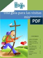 Gua Para Las Visitas en Las Misiones