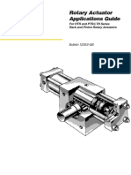 Rotary Actuator Guide file