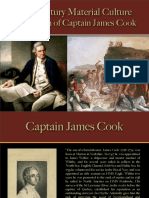 Naval - British Navy - Captain James Cook - The Death of