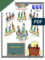 classroom seat chart