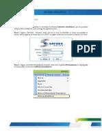 Guia Rapida - Herramientas - Informes Estadisticos