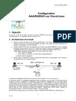 Chapitre 3 Tp Aaa Radius v2.0