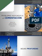 Diapo - Expo de Perfo II (Problemas Asociados a La Cementacion)