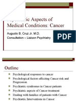 Psychiatric Aspects of Medical Conditions(SBC) 2012