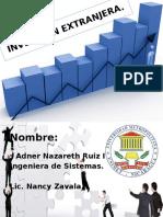Inversión Extranjera Economia 2
