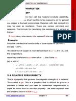 Properties Materials 5