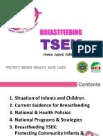 Breastfeeding Tsek Advocacy