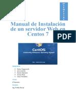 manual de instalacion centos
