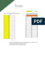 Métodos Númericos con Software Excel