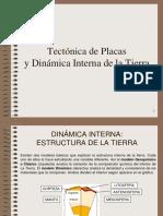 Geología - Presentación Segunda Prueba EPE1