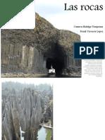 Geología - Presentación Tercera Prueba EPR1