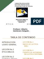 Ética Lecc3, 4 y5.