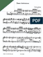Danse Bohmienne - Debussy