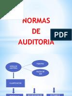 Clase 2 Normas de Auditoria