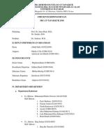 Struktur Kepengurusan SKI At-Tafakkur 1437/1438 H