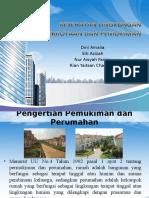Kesehatan Lingkungan Perkotaan Dan Pemukiman