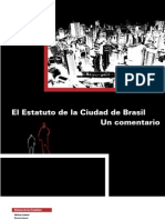 El Estatuto de La Ciudad de Brasil Un Comentario