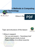 Rmct 04 Ethics in Research Btm