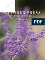 Timber Press Spring 2010 Consumer Catalog