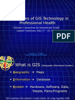 GIS Technology Applications Todd CCIH2006 (1)