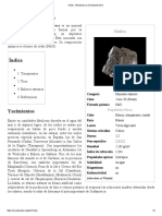 Halita - Wikipedia, La Enciclopedia Libre