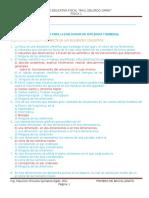 Evaluacion Remedial y Supletorio Fisica 1 - 2016