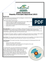 activedocs 2015 juliet appraisal
