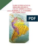 III Seminario Internacional Reforma Del Estado y Ciudadania en America Latina
