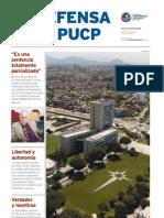 En defensa de la PUCP