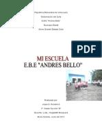 Trabajo de Jesus E.B.E Andres Bello